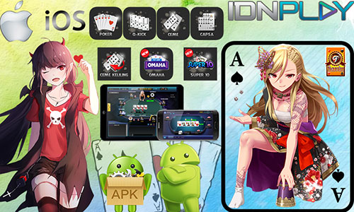 Daftar Poker Online IDNPLAY Indonesia